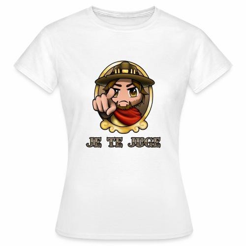 Mccree juge - T-shirt Femme