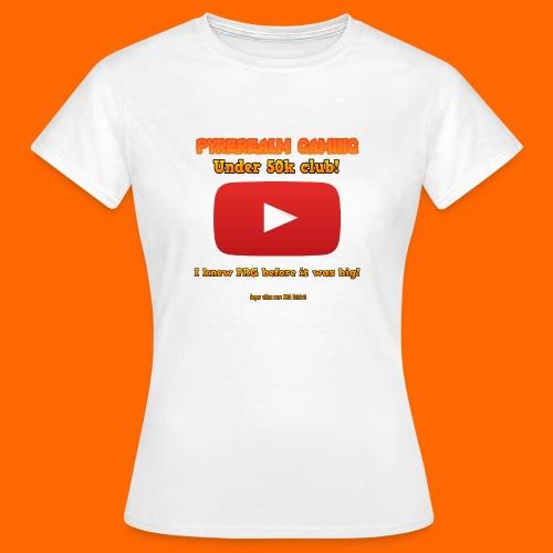 PRG 50k Tshirt - Women's T-Shirt
