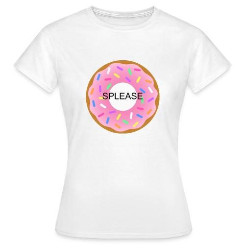 SPLEASE LOGO - T-shirt dam