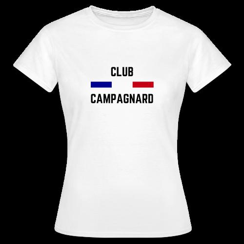club fini2 - T-shirt Femme