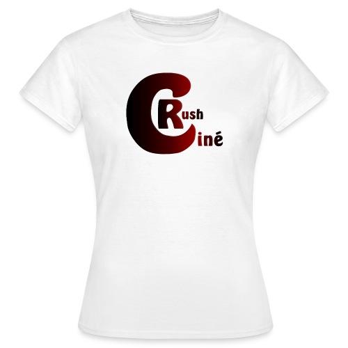 Logo Ciné Rush - T-shirt Femme