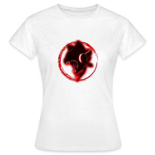 sushi's logo cat - Frauen T-Shirt