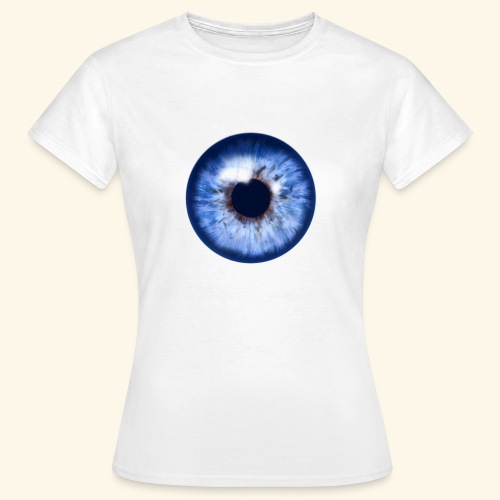 blue eye - Frauen T-Shirt