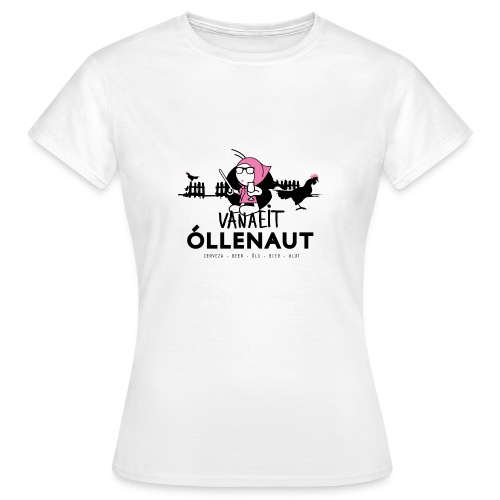 Õllenaut Vanaeit - Women's T-Shirt