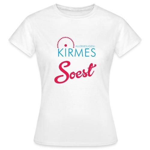die Allerheiligenkirmes in Soest - Frauen T-Shirt