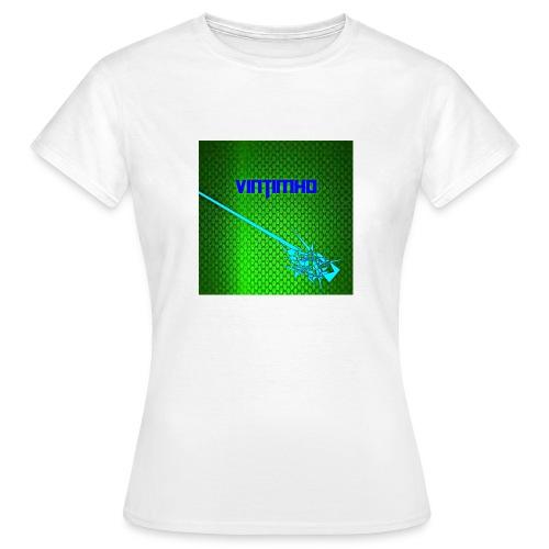 Das Erste Muster - Frauen T-Shirt
