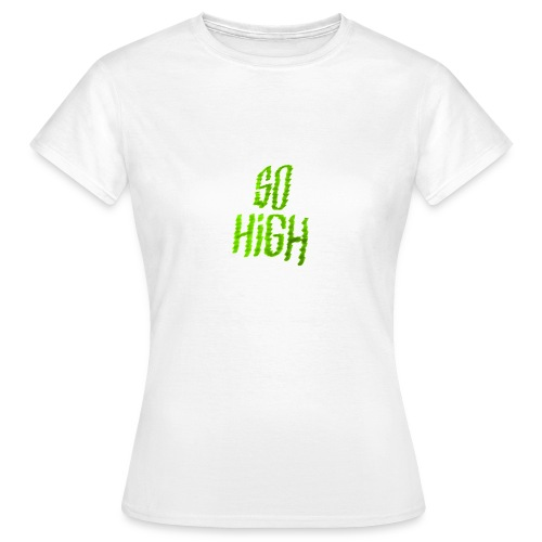 So high - T-shirt Femme