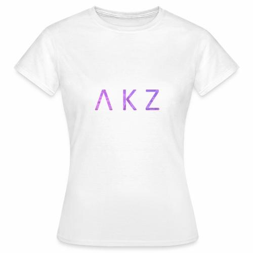 AKZProject Titre - Paris - T-shirt Femme