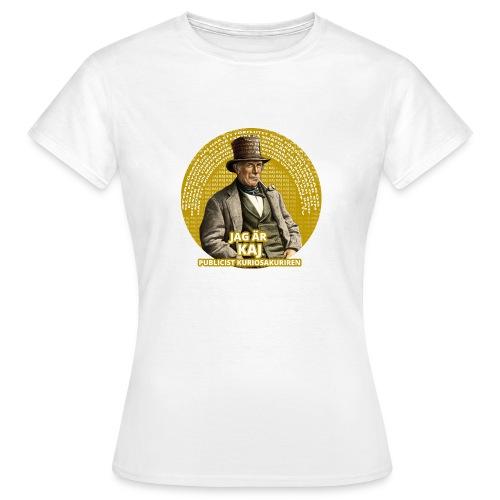 Motiv utav Kaj - T-shirt dam