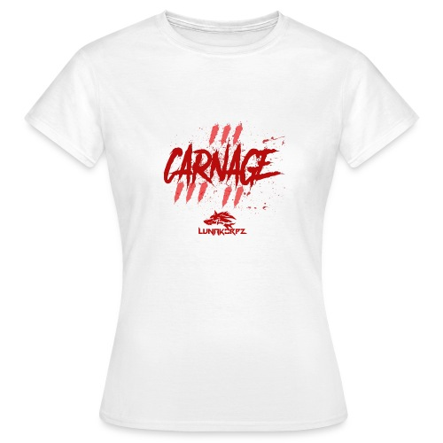 carbnagereee - Vrouwen T-shirt