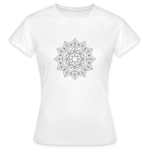Mandala2 - Frauen T-Shirt