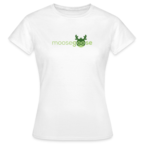 moosegoose #01 - Frauen T-Shirt