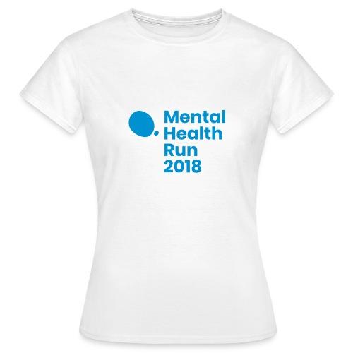 Mental Health Run 2018 - T-shirt dam