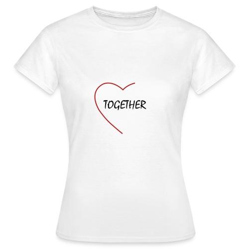 together - Frauen T-Shirt