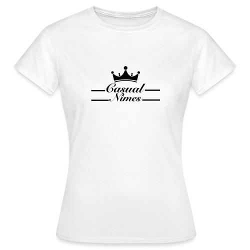 Casual Nîmes - T-shirt Femme