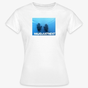 Maladjustment Hands - Frauen T-Shirt