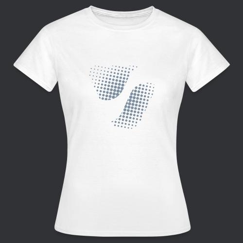 SPIKE Dots - Frauen T-Shirt