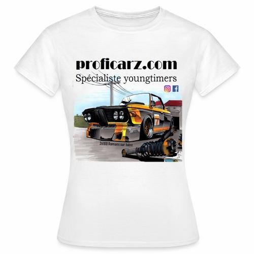 3.0 CSL motorsport - T-shirt Femme