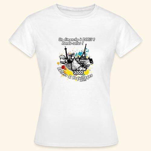 Splash - T-shirt Femme