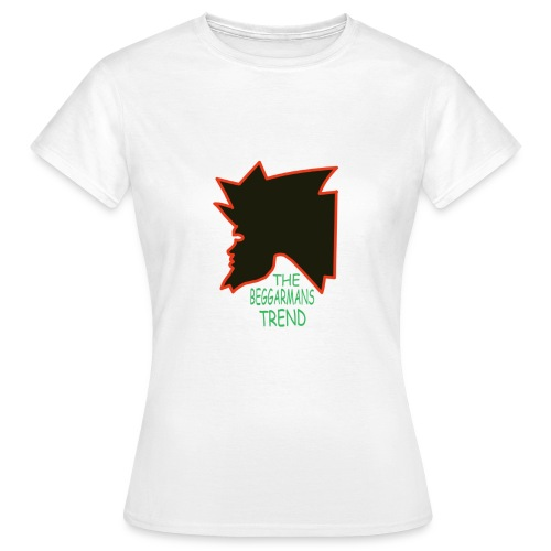 The beggarmans Trend this is the logo - Women's T-Shirt