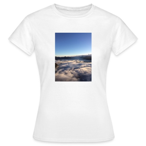 Alpenmeer - Frauen T-Shirt