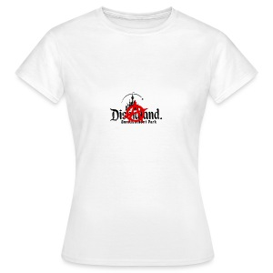 Anarchy ain't on sale(Dismaland unofficial gadget) - Women's T-Shirt