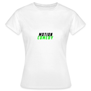 MotionComedy Official - Women's T-Shirt