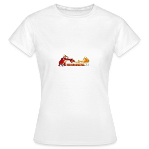 DRAGONKICK.UK - Women's T-Shirt