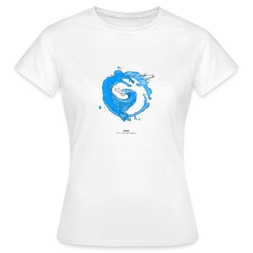 FLOW - Vrouwen T-shirt