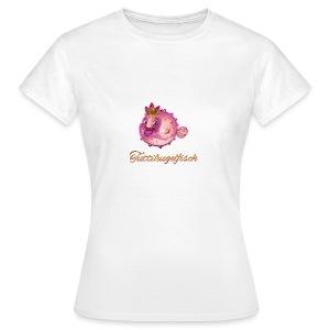 Tuttikugelfisch - Frauen T-Shirt