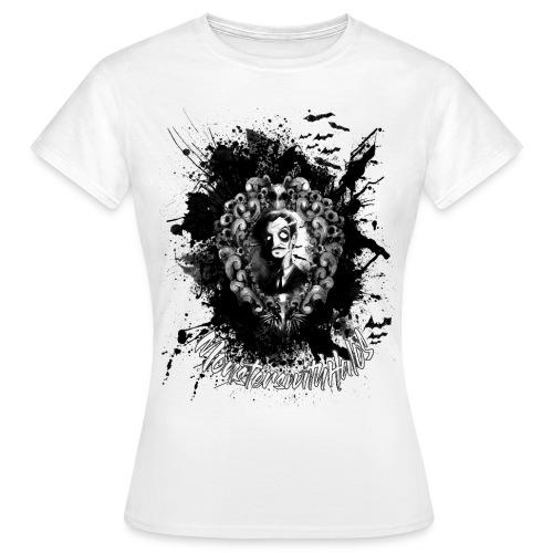 The Abominable Vincent Price - Women's T-Shirt