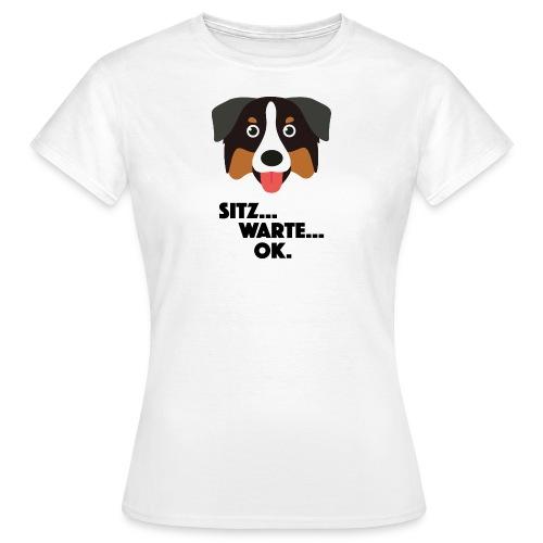 Hund - Frauen T-Shirt