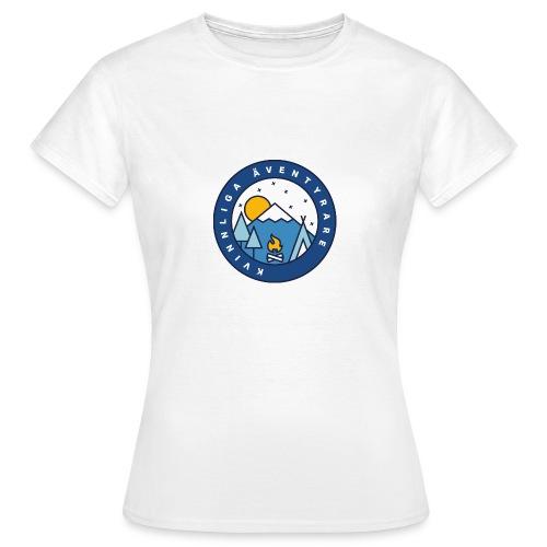 Kvinnliga Äventyrare - T-shirt dam