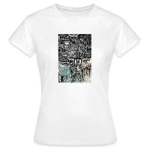 2018 02 17 18 30 40 - Vrouwen T-shirt