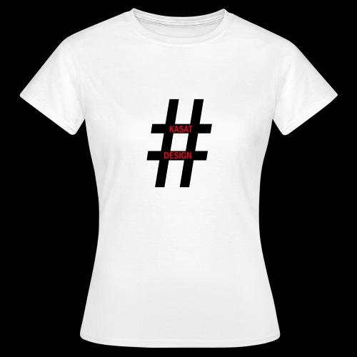 hash - Frauen T-Shirt