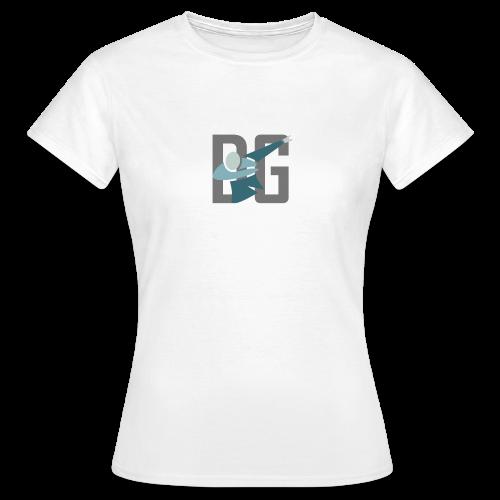 Original Dabsta Gangstas design - Women's T-Shirt