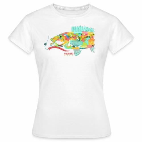 'Goldie - Goldsinny Wrasse - LRF Fishing - Women's T-Shirt