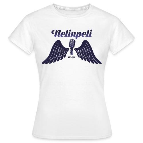 Nelinpeli antaa siivet - Naisten t-paita