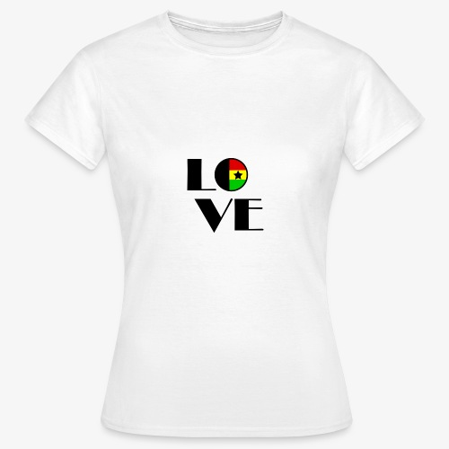 Love Ghana - Women's T-Shirt