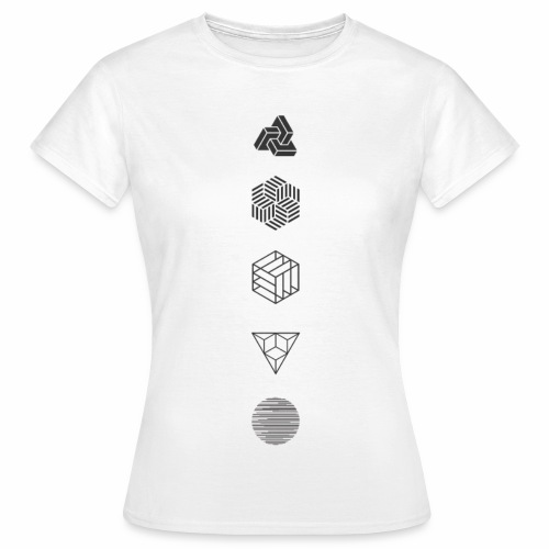Mr. Project 0.1 - Vrouwen T-shirt