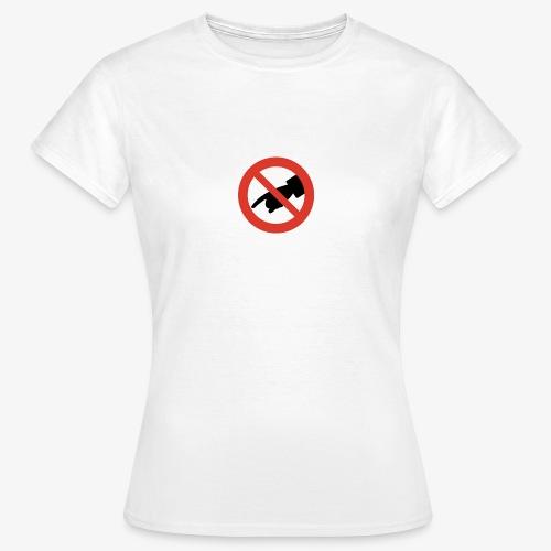 DO NOT TOUCH! - T-shirt Femme