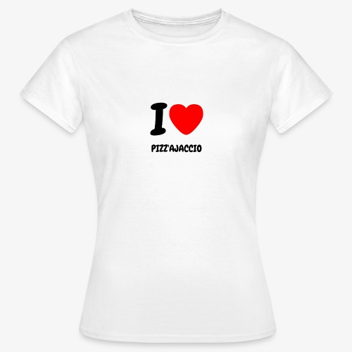 touriste - T-shirt Femme