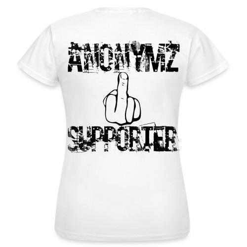 Anonymz - Frauen T-Shirt