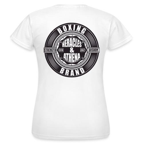 Heracles and Athena Emblem - Frauen T-Shirt