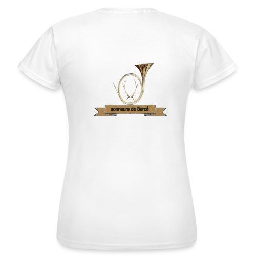 sonneurs de Bercé - T-shirt Femme