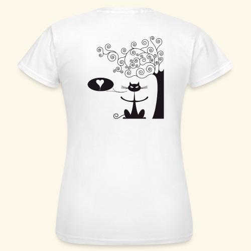 déclaration amour II - T-shirt Femme