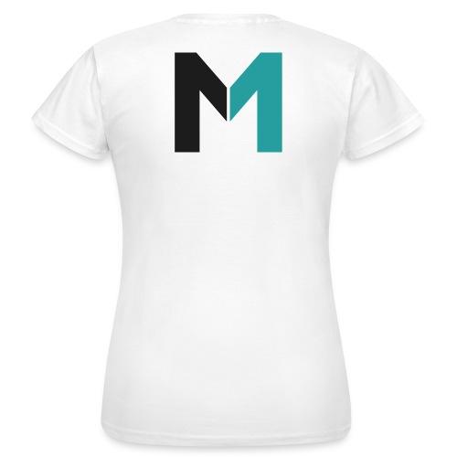 Logo M - Frauen T-Shirt