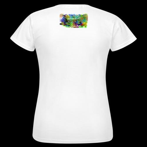 Splash logo 033 - T-shirt dam