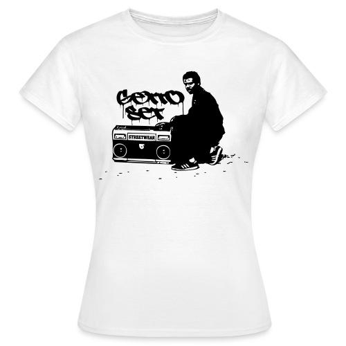 Gettoset Streetwear - Naisten t-paita