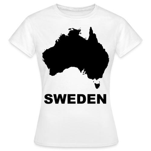 australia - T-shirt dam